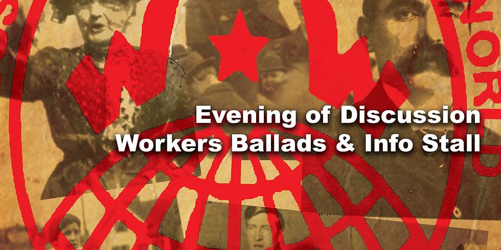 IWW Then & Now Tour Dublin