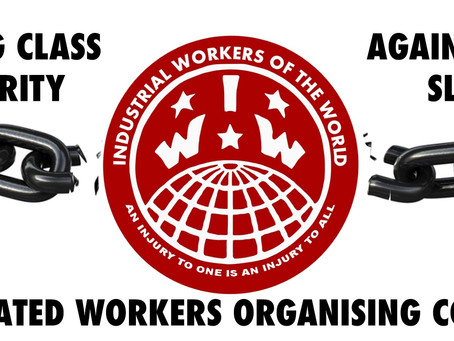 Incarcerated Workers Organising Committee Ireland Mobilise