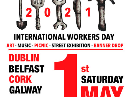 Celebrate International Workers Day with the IWW