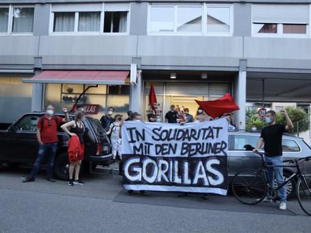 Berlin Calling: Solidarity With Gorillas Workers Collective