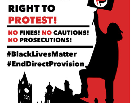 IWW: Drop the Charges on BLM Protesters Now!