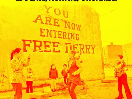 Derry Radical Bookfair 2021 Online