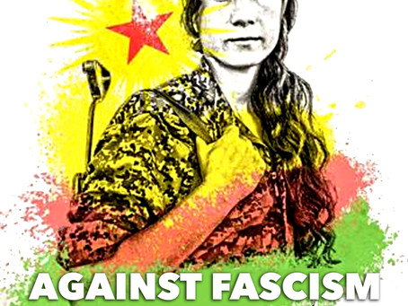 IWW: Solidarity Against Fascism in Rojava