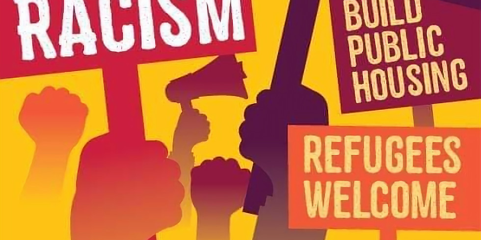 Public Rally: No to Racism - No to Direct Provision