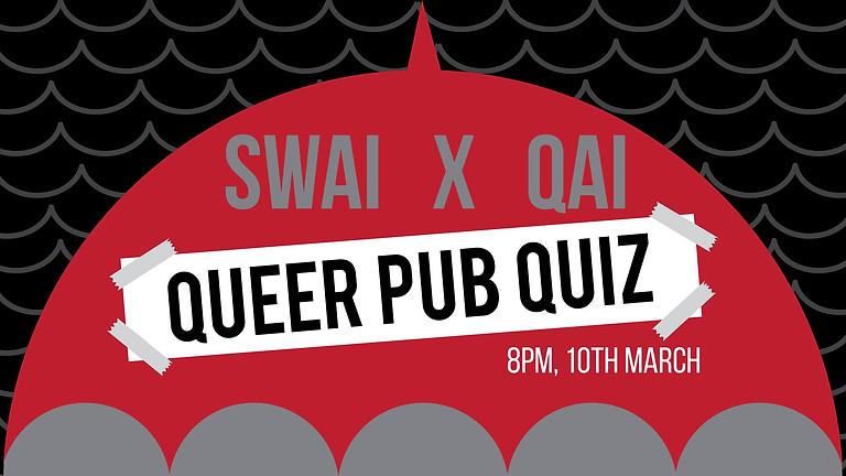 SWAI x QAI Queer Pub Quiz