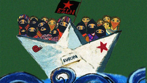 Fáilte go hÉirinn Zapatistas: IWW engagement with Zapatistas