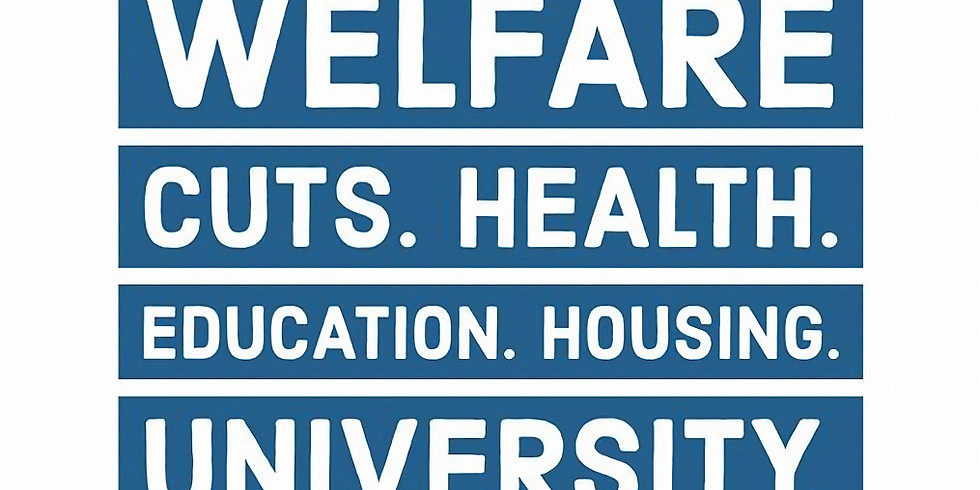 Day Of Action: Welfare Cuts Health Education Housing Rail Magee