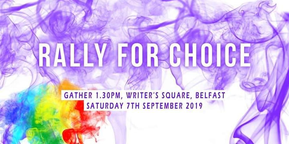 Rally for Choice