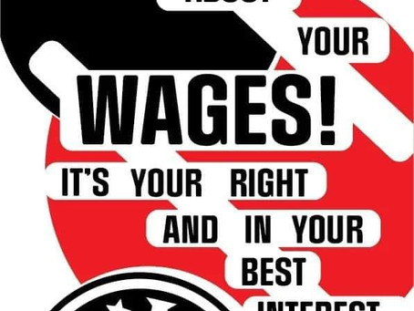 IWW: A Unionised Workplace can push back against attacks on Workers Rights