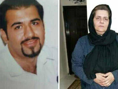Mother of Revolutionary Trade Unionist now 'disappeared' in Iran