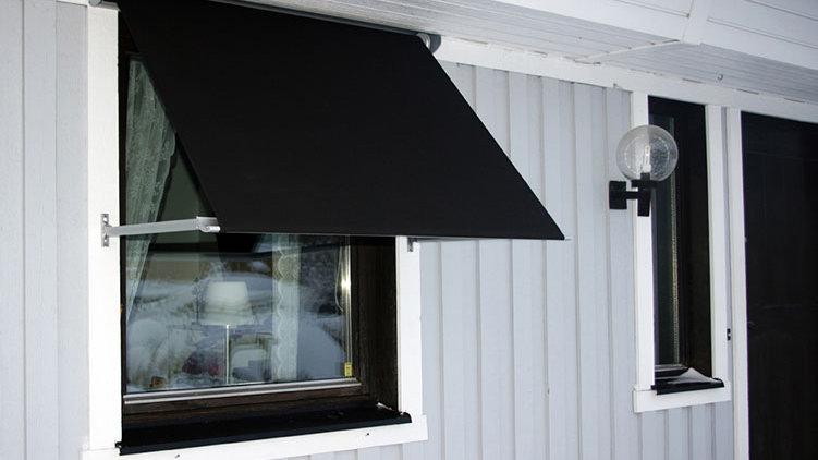 Fönstermarkiser - Tidö XL
