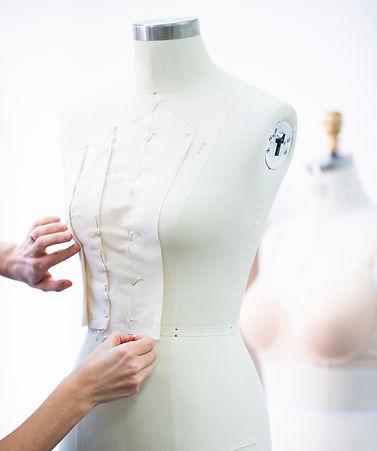 Christina-Devine_Wedding Dress_studio_dr