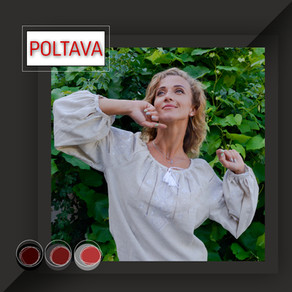 VYSHYVANKA NATION: Poltava region