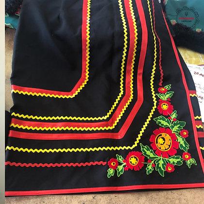 Central Wrap Skirt