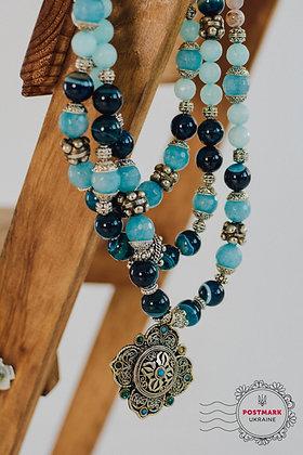 Tones in Turquoise