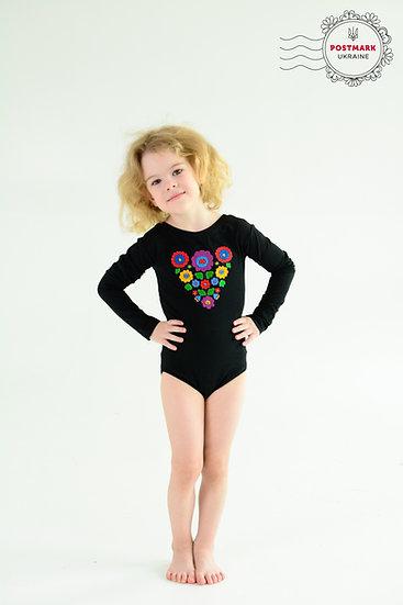 Borschiv Long-sleeve Bodysuit