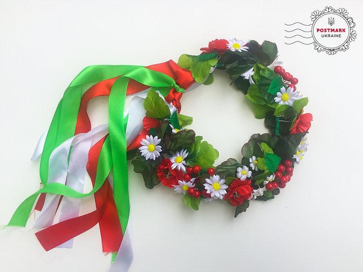 Kalyna Vinok + Ribbons