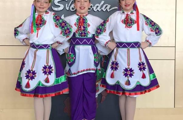Polissia costumes by Postmark Ukraine