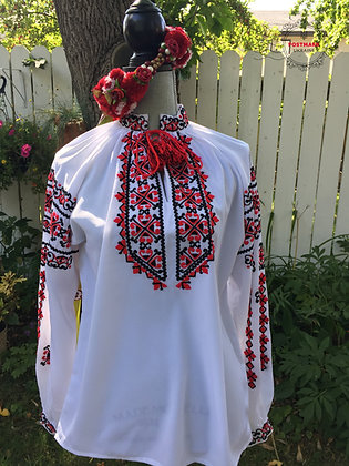 Central Ukraine Blouse - 1 piece