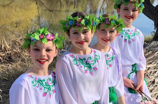 Lyrical costumes by Postmark Ukraine