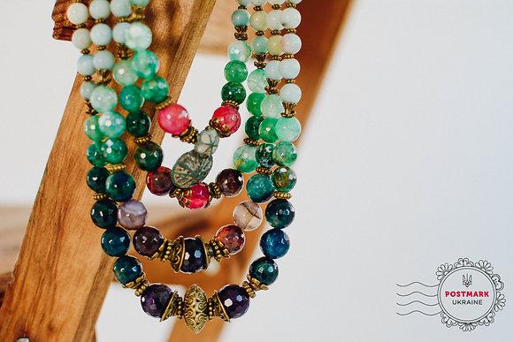Jewel-coloured Palette