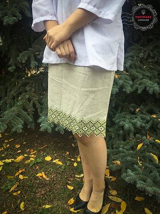 Zig-zag Skirt