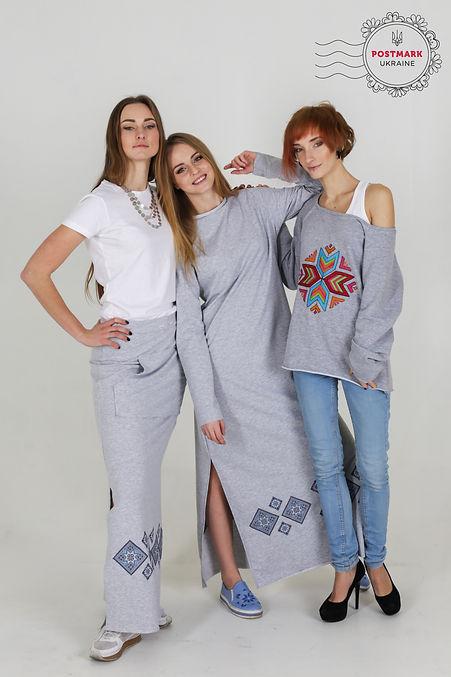 Ukrainian fashions