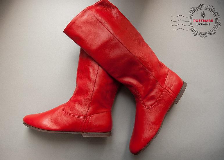 Kozachok Men's Full Sole Dance Boot
