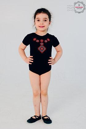 Poltavska Short Sleeve Bodysuit