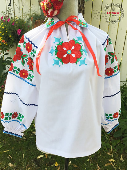 Volyn Blouses - 3 pieces