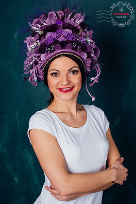 Exclusive Bukovynian Princess Crown
