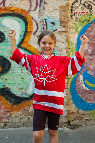 Canada 150 Hockey Jersey (child)