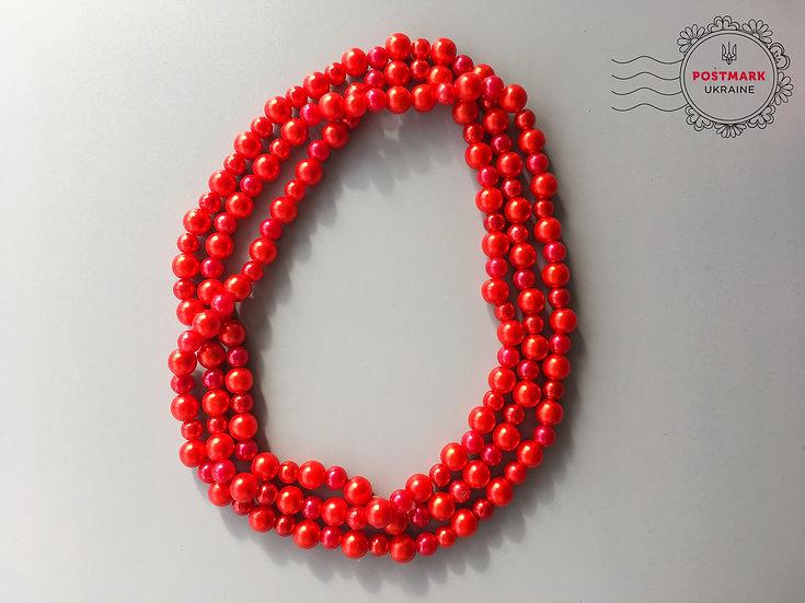 Plastic Beads 7mm