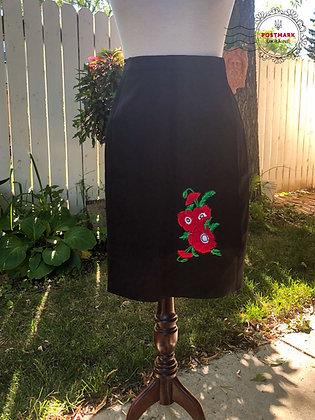 Central Ukraine Wrap Skirt