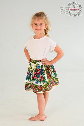 Khustyna Circle Skirt