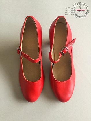 Tropachok Women's Full Sole Character Shoe