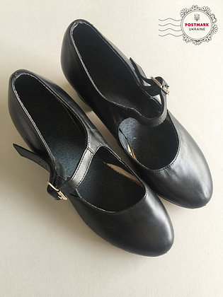Kozachok Women's Full Sole Character Shoe