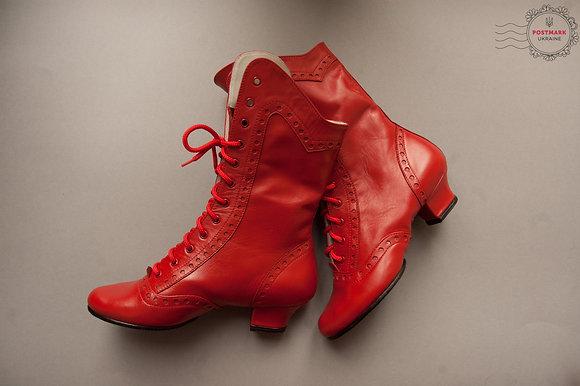 Kolomiyka Women's Character Dance Boot