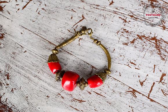 Brass n' Sass Bracelet