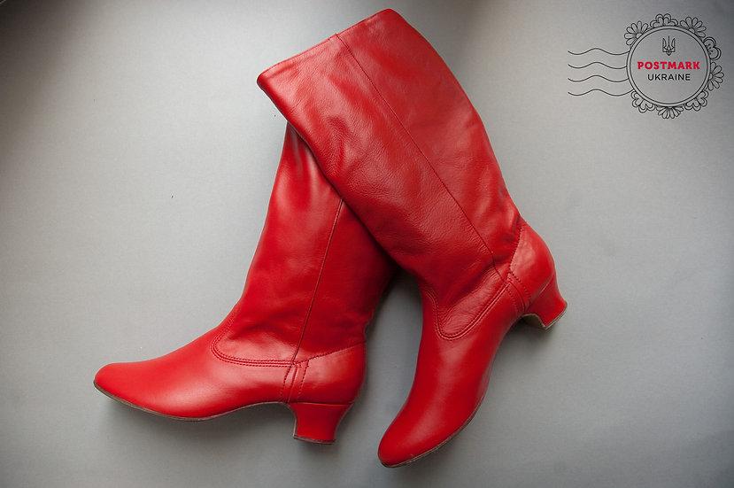 Kozachok Women's Full Sole Dance Boot