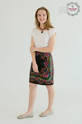 Khustyna Pencil Skirt