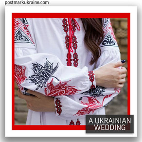 TRADITIONS: A Ukrainian Wedding