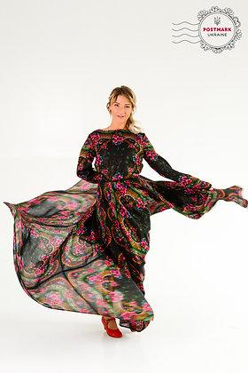 Khustyna Full-length Dress