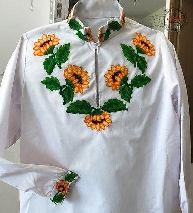 Central Sunflower Shirt
