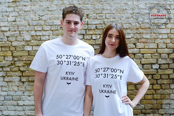 Kyiv Coordinates T