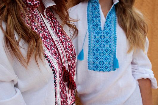 vyshvyanka, Ukrainia embroidery