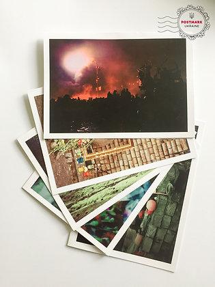 EuroMaidan Cards (set of 5)