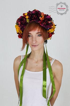 Exclusive Autumn Princess Vinok