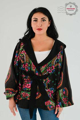 Khustyna Opera Coat