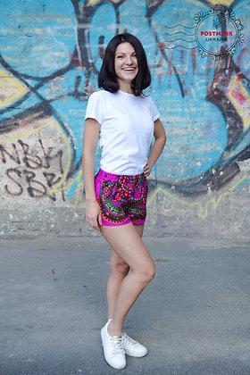 Khustyna Short Short